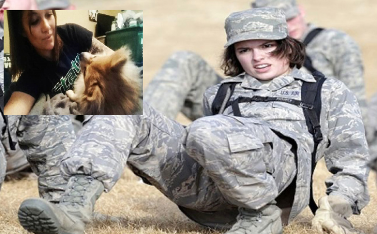 فضيحة تهز الجيش الامريكي .. جنود المارينز يتبادلون صورا عارية لزميلاتهم نشروا صورا فاضحة بتعليقات بذيئة لزميلاتهم