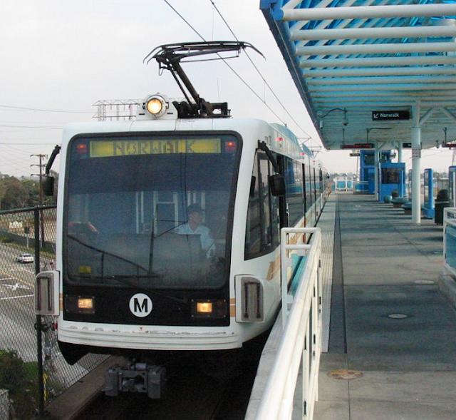 Metrô de Los Angeles