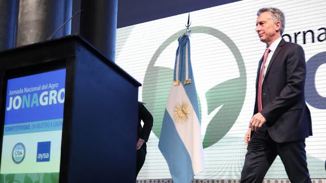 """Macri expuso en el marco de la apertura de la Jornada Anual del Agro y dijo: """"Este es el camino"""""""