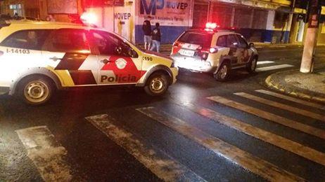 POLÍCIA MILITAR APREENDE MUNIÇÃO DURANTE OPERAÇÃO BLOQUEIO EM MIRACATU