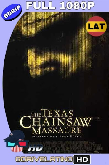 La Masacre de Texas (2003) BDRip 1080p Latino-Ingles MKV