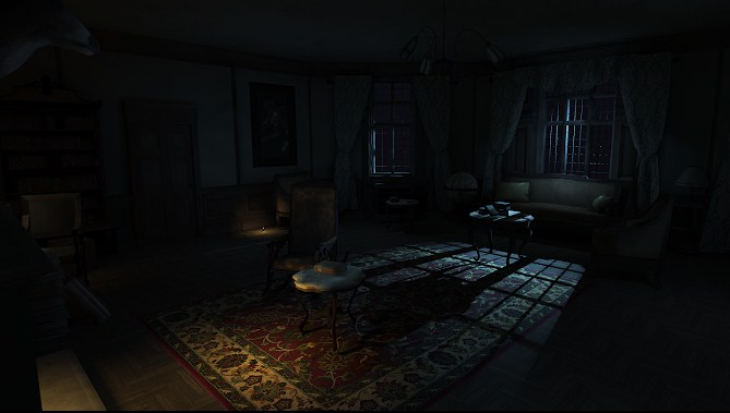 Layers of Fear: Solitude Apk + Data OBB Download - Mod Apk