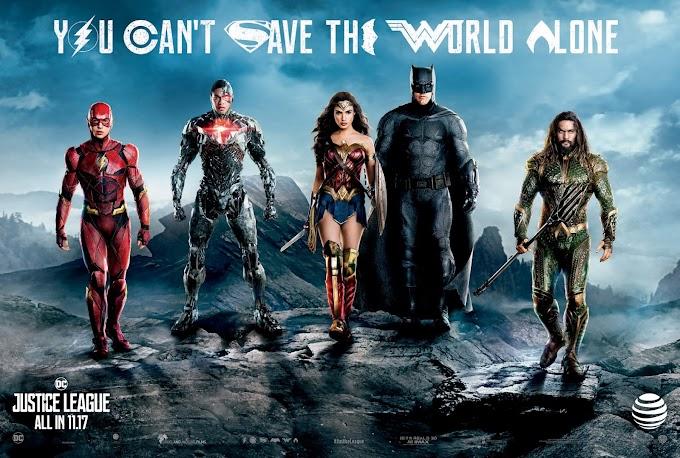 Novos Posters de Liga da Justiça aumentam o hype em véspera de NYCC