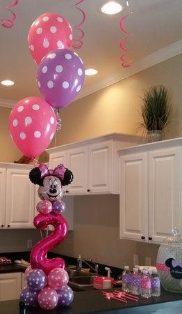 Festa da Minnie 2 Aninhos