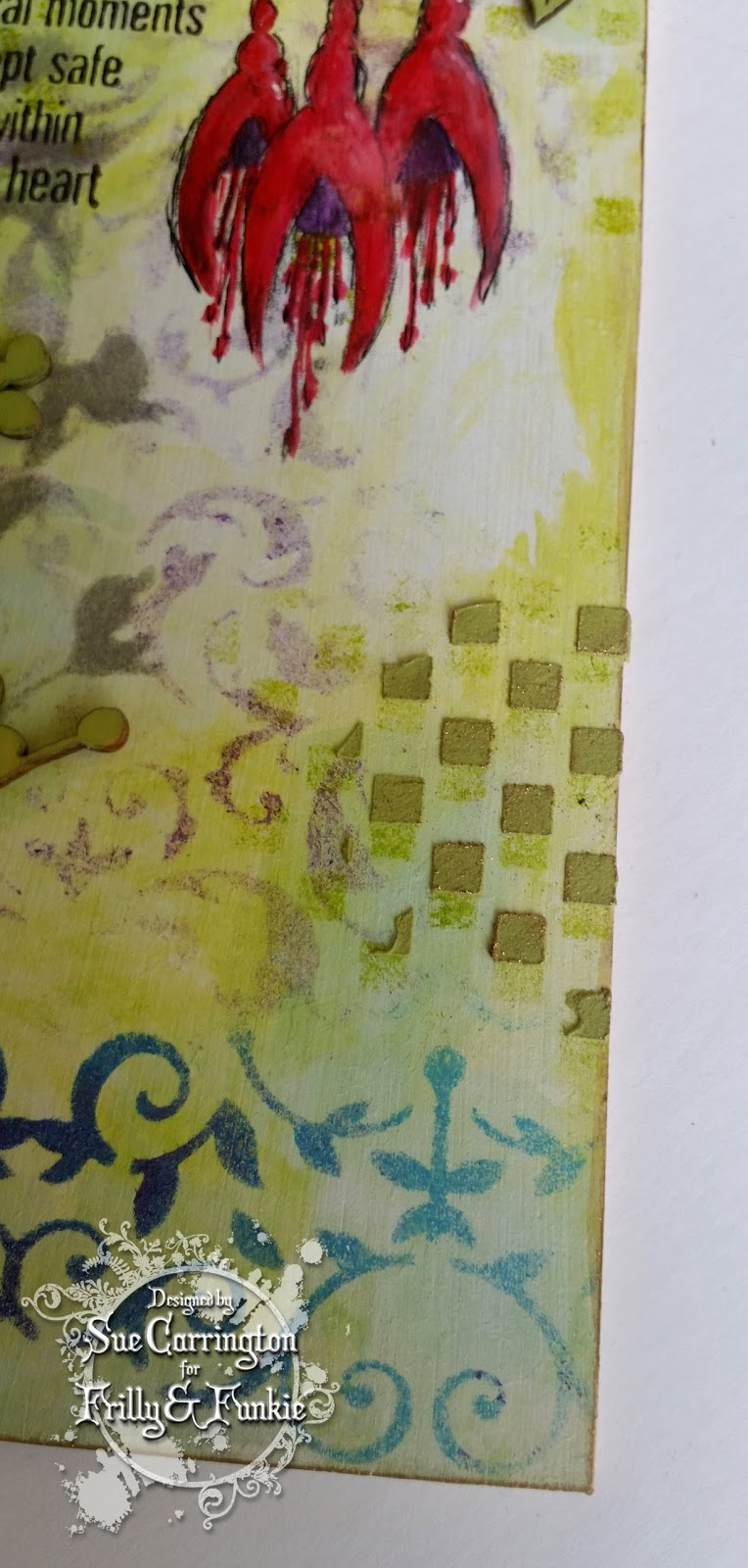 Stamping Sue Style: July 2016