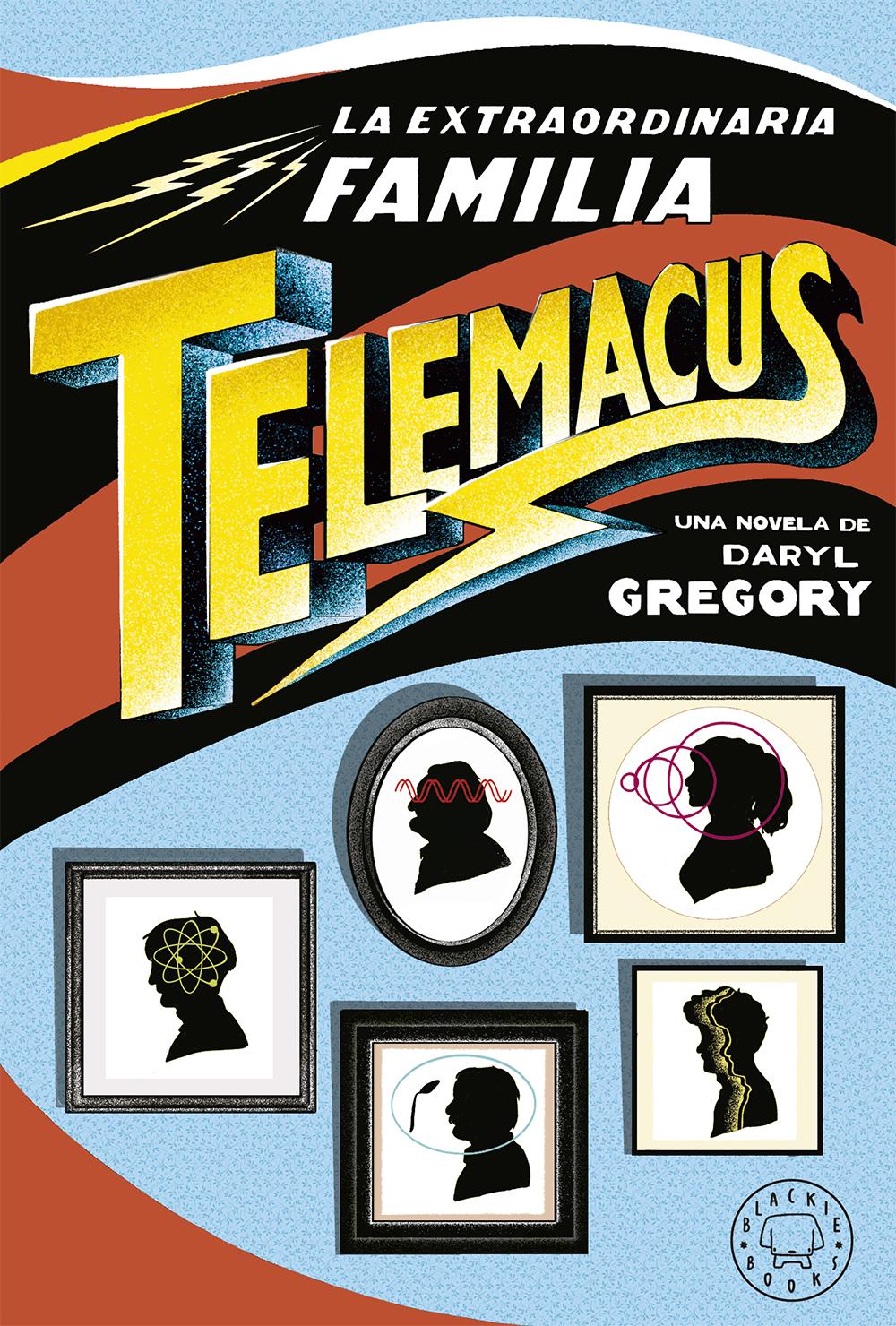 La novela nos narra la historia de la curiosa familia Telemachus (genial  nombre), formada por un matrimonio y sus tres hijos, algunos de los cuales  tienen ...