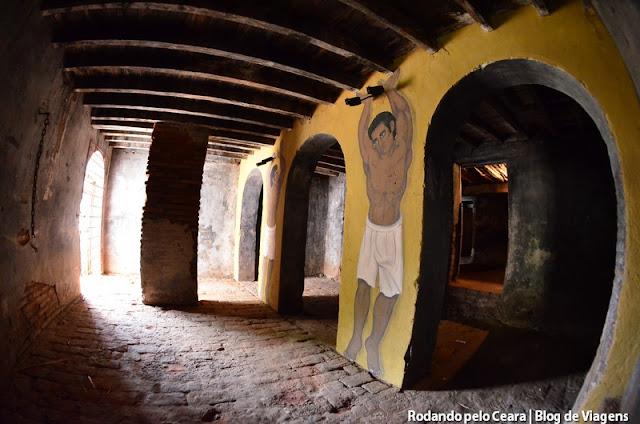 Museu Senzala Negro Liberto | Redenção | Rodando pelo Ceará