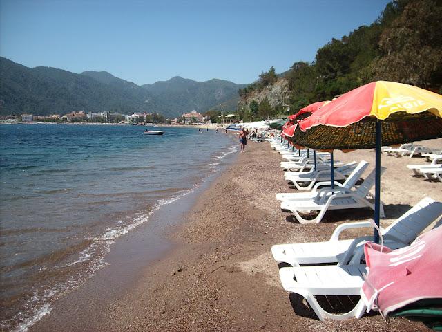 Turkije, strand geZIEN door Mees (10)