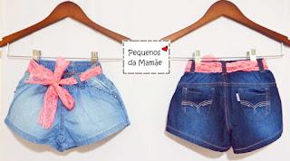 Jeans infantil para revender