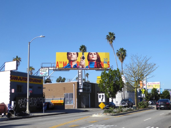 Americans season 5 billboard