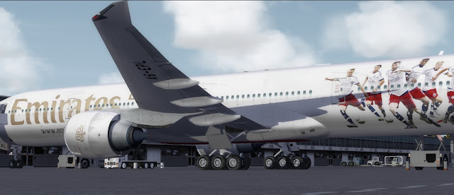 Download Emirates Boeing 777-300ER FSX/P3D