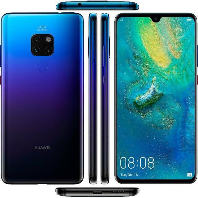 سعر جوال Huawei Mate 20