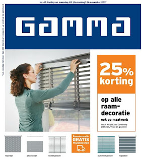 Gamma Folder Week 47, 20 – 26 November 2017
