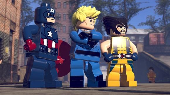 LEGO Marvel Super Heroes PC Full Version Screenshot 3