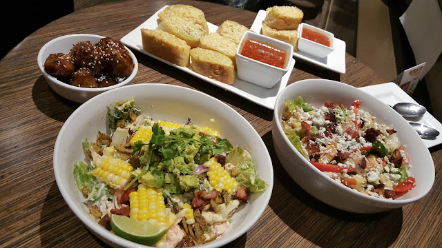Review and giveaway: Noodles & Company, Macomb, MI