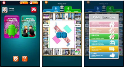 Free Download Monopoli Indonesia Apk Mod Terbaru 2018