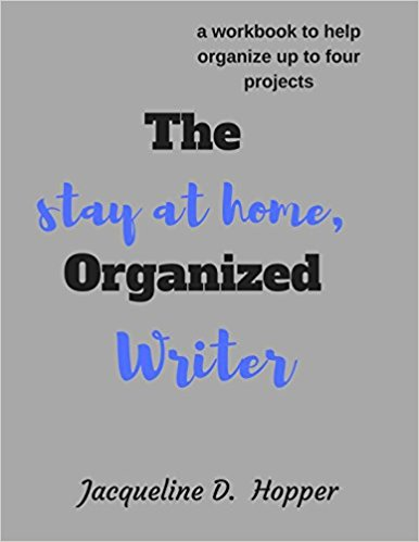 A workbook to help plan up to four writing projects.