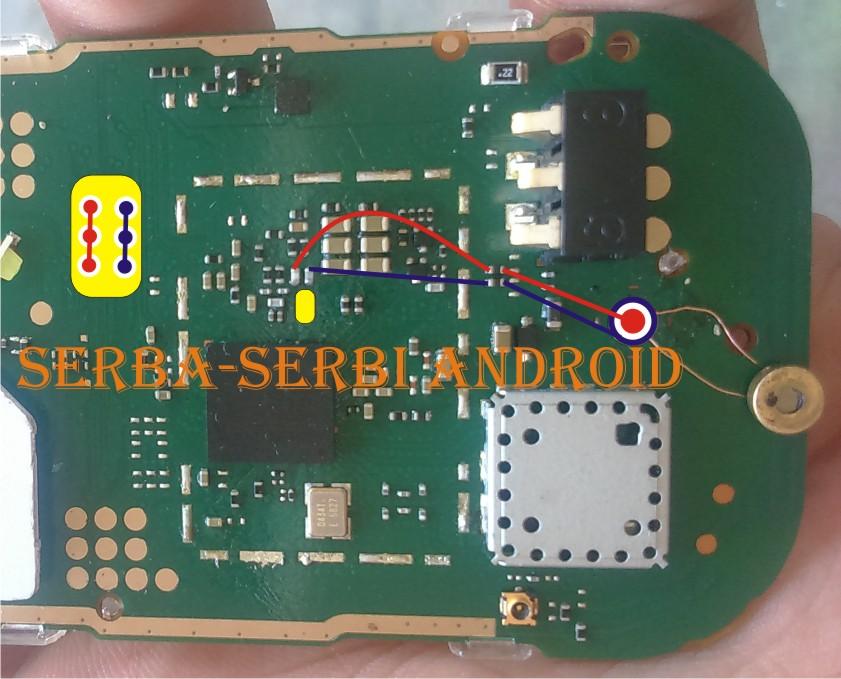 Mengatasi Nokia 105 Rm