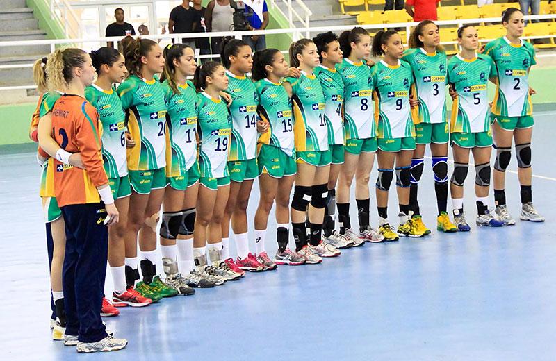 Brasil anuncia lista de 15 jugadoras para Mundial de Dinamarca Team-BRA