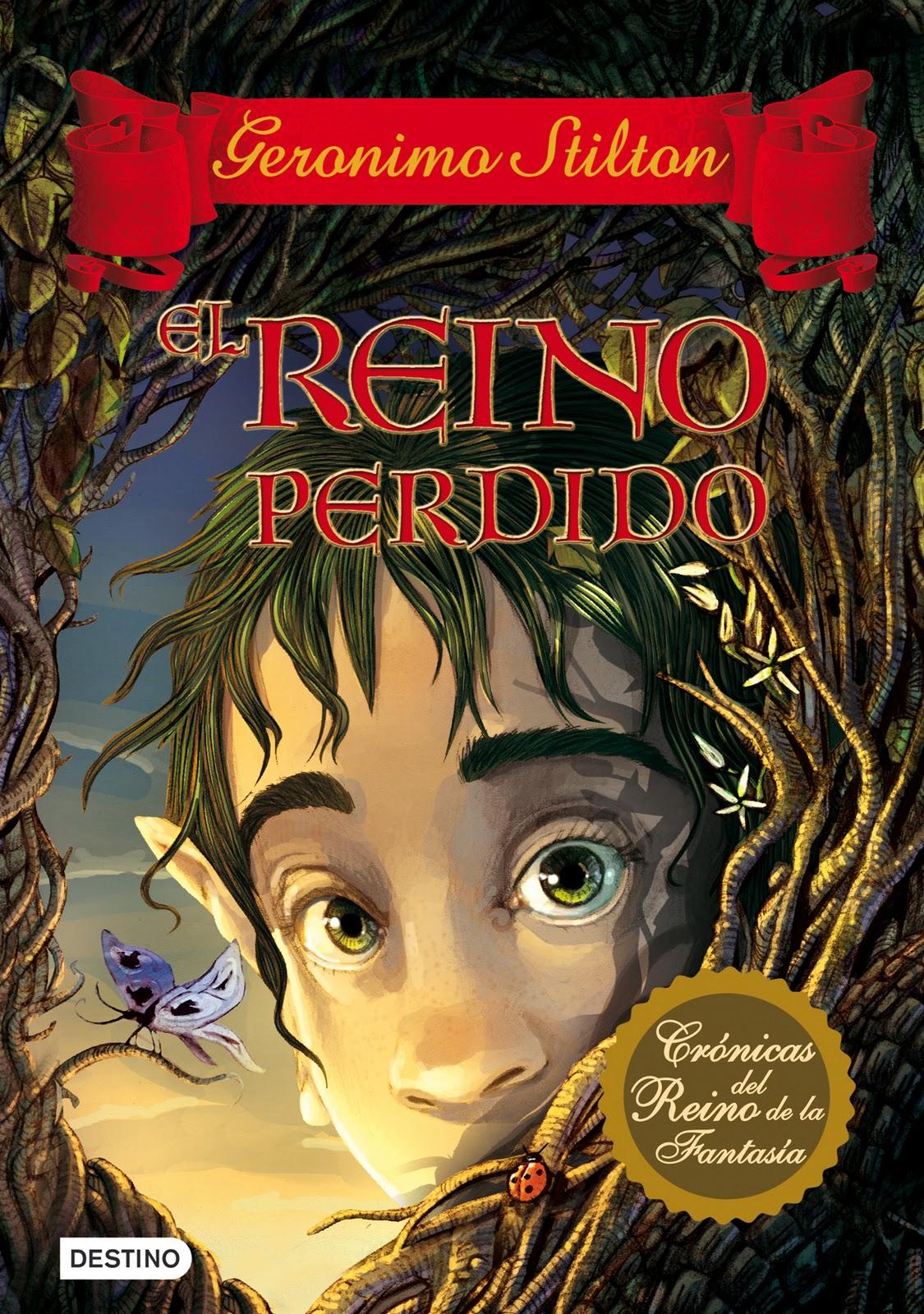 Libros e historietas de Pelayo: El Reino Perdido.