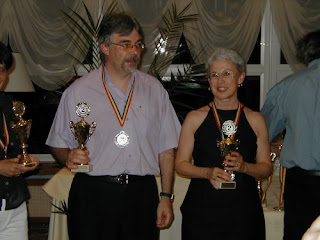 Festival International de Scrabble Francophone Sinaia 2003