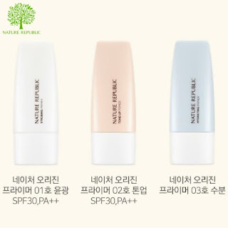 NATURE REPUBLIC - Nature Origin Primer