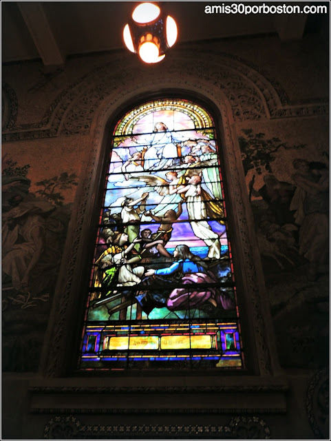 Vidrieras Stanford Memorial Church