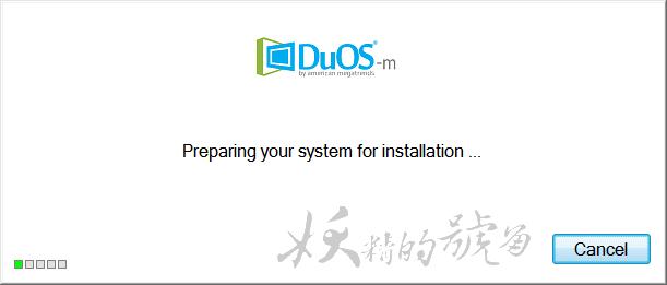 3 - DuOS - 玩遊戲超順暢、安裝超簡單的Android模擬器,電腦看追追漫畫最佳解!