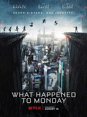 What Happened to Monday (2017) Movie 720p WEB-DL