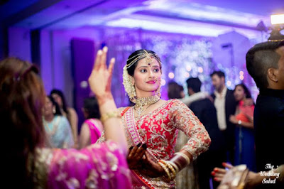 Kratika-Nikitin-Celebrity-sangeet-photo2