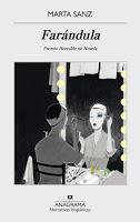 """""""Farándula"""" de Marta Sanz"""