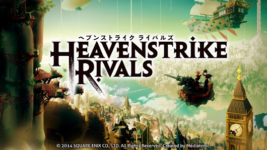 Heavenstrike Rivals Android Game Description