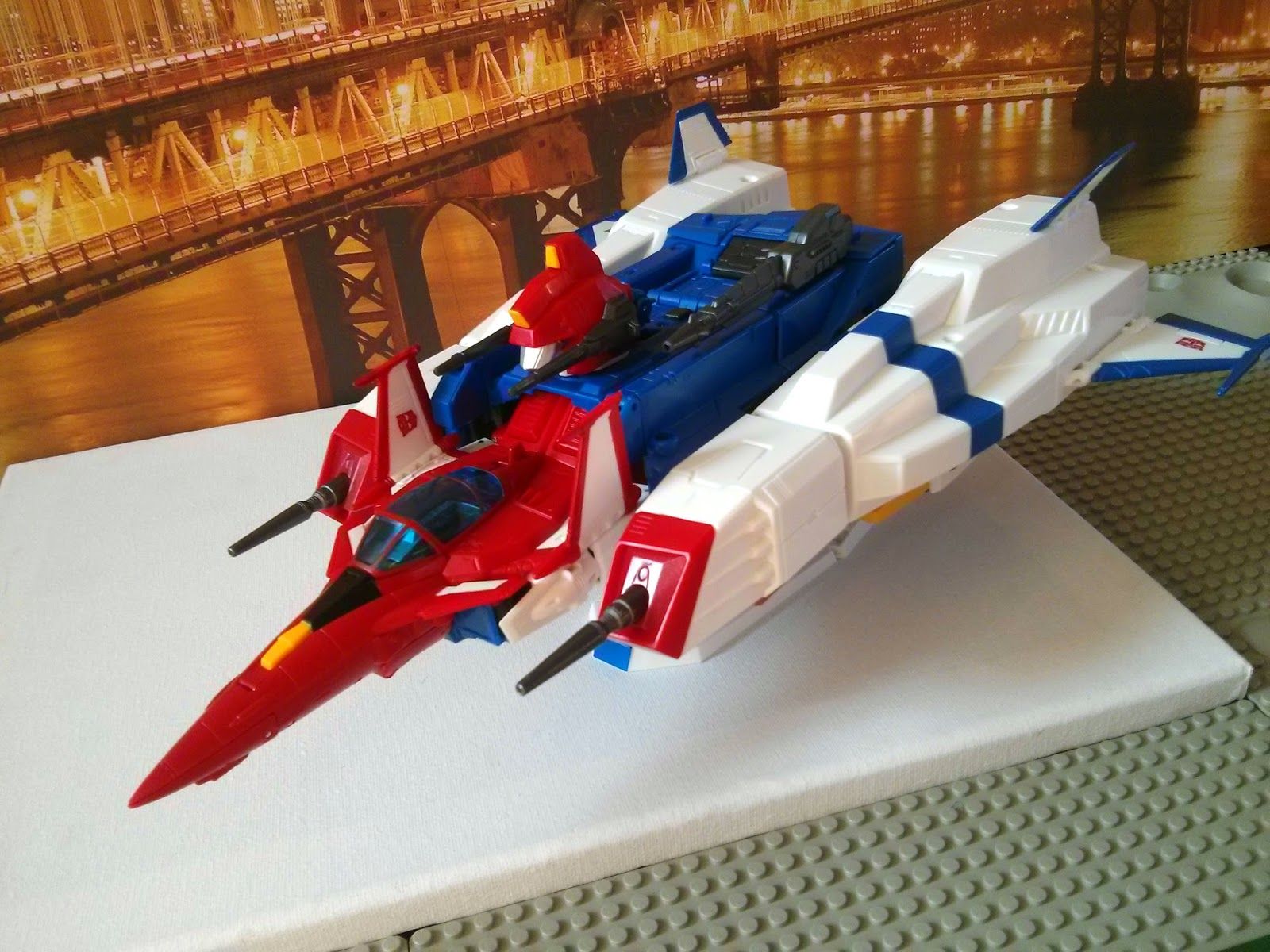 masterpiece Star Sabers V Star jet mode