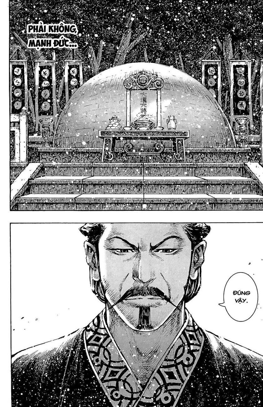 Hỏa phụng liêu nguyên Chương 368: Tống biệt anh hùng [Remake] trang 4