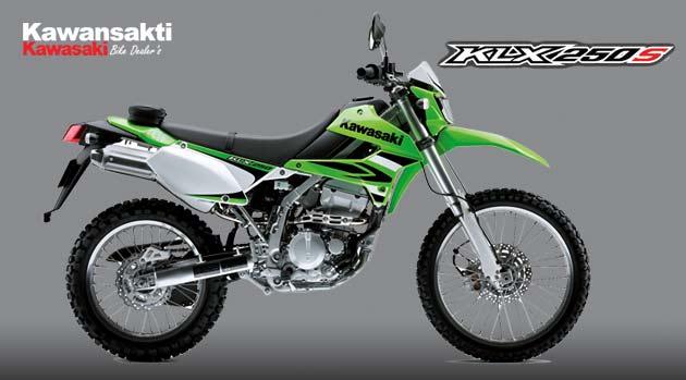 Kredit Kawasaki Klx  Bekas