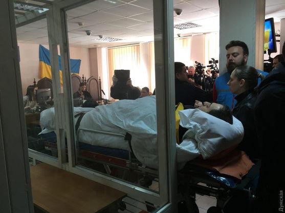 Суд заарештував трьох підозрюваних у замаху на активіста Михайлика