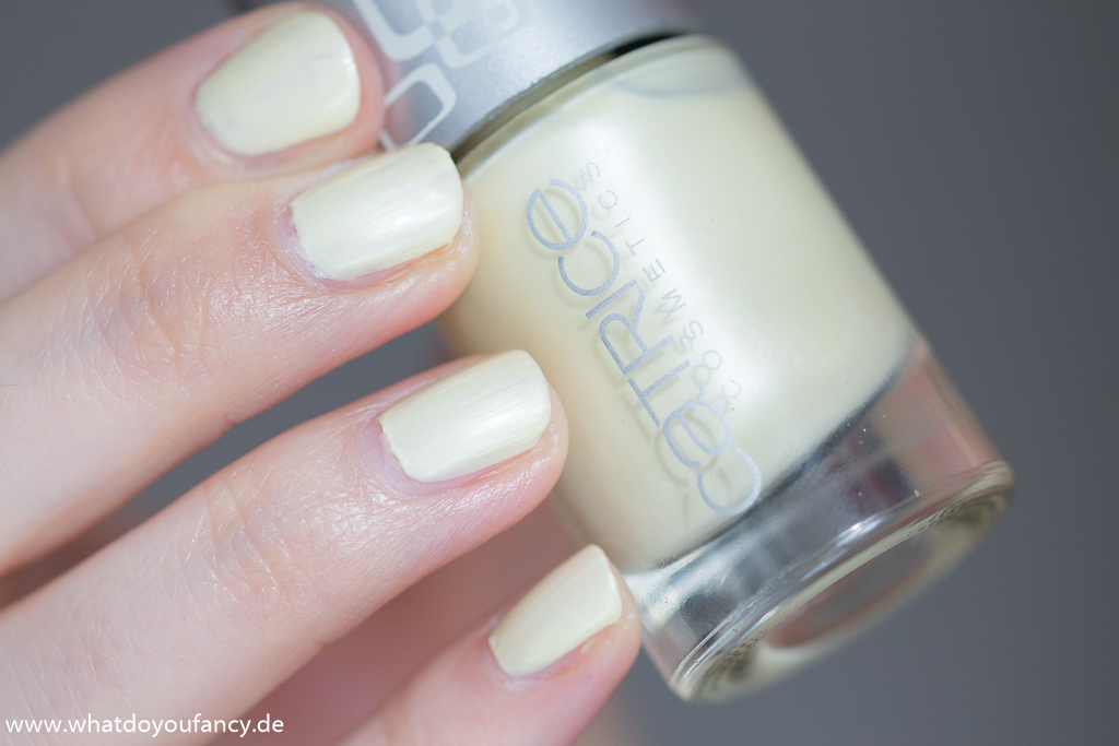 Catrice Make Fast At Tiffanys Crème Fresh LE Frühjahr 2014
