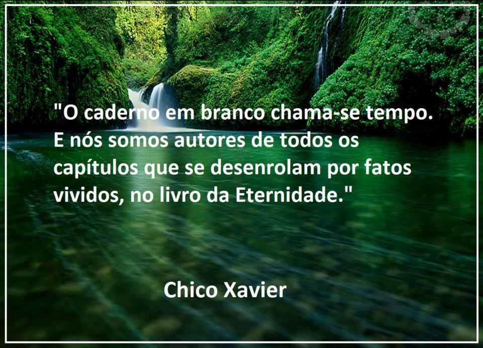 Mensagens De Chico Xavier Para Facebook: Poesias E Alguns Poemas: Imagem