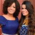 Kemilly Santos e Damares gravam videoclipe juntas para música inédita
