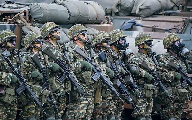 Εθνική άμυνα και ασφάλεια: Επένδυση ευθύνης
