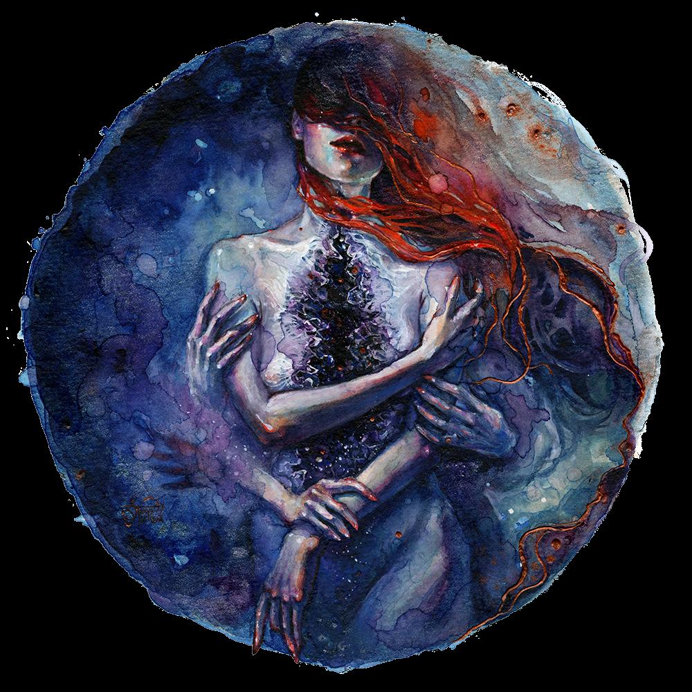 Art: Tanya Shatseva...