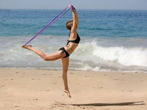 Perfect body beach