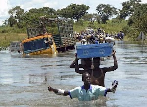 Floods Damages Homes, Farms, Others In Nigeria, Danger Still Lie Ahead