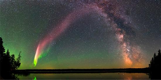 Aurora borealis STEVE - Img 2