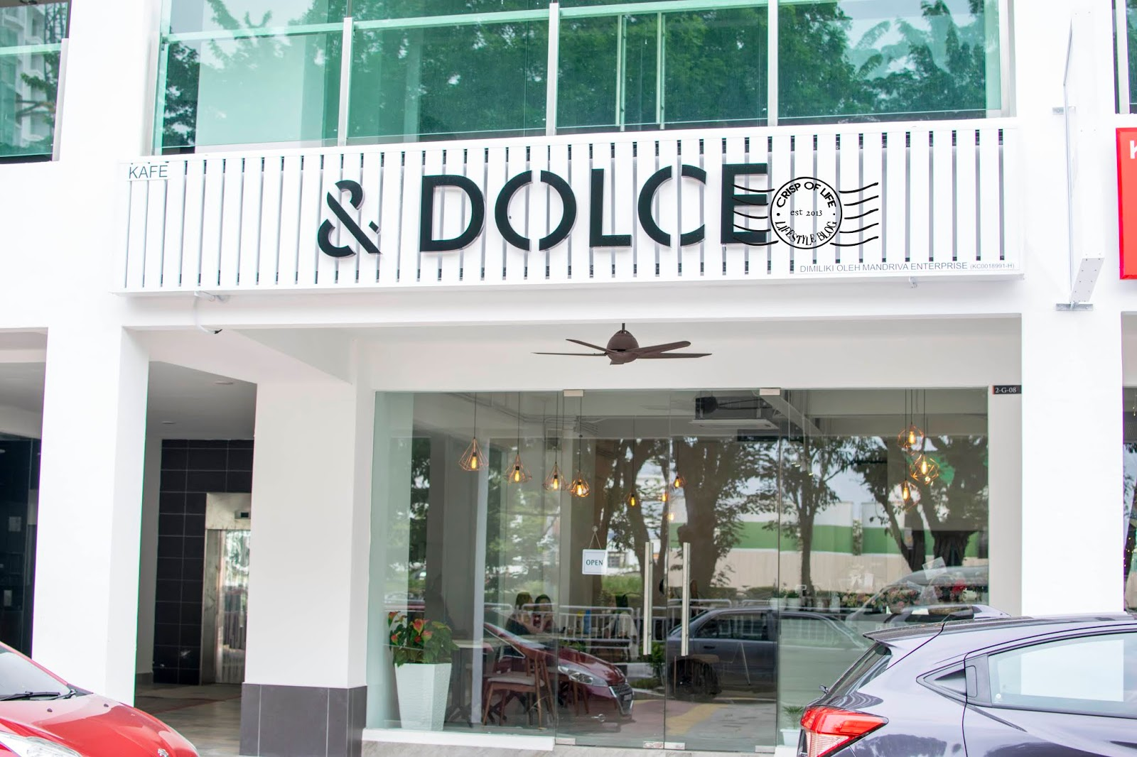 & Dolce Patieserie @ Solaria Square, Bayan Lepas, Penang