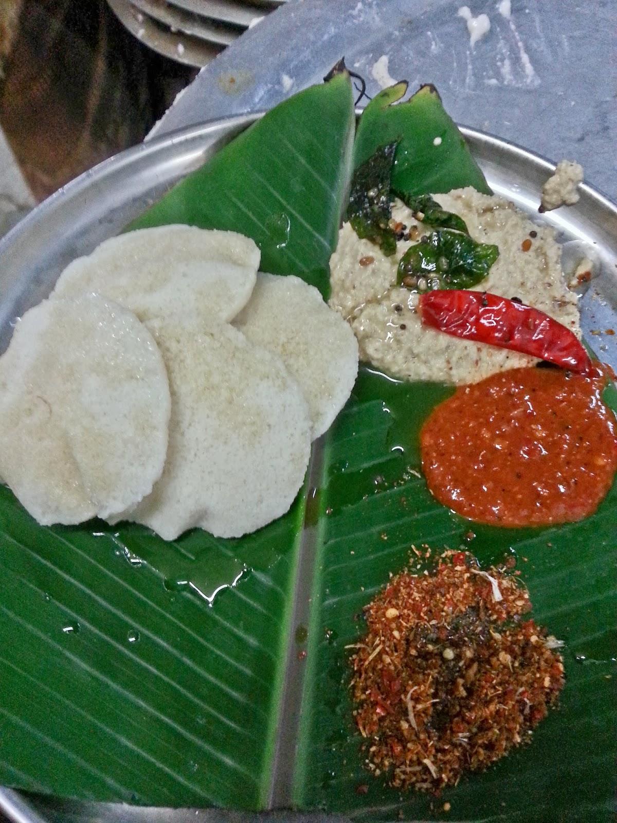 Hyderabad street food Purna Tiffins