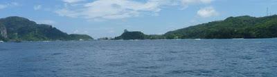 Koh Phi Phi o isla de Phi Phi.