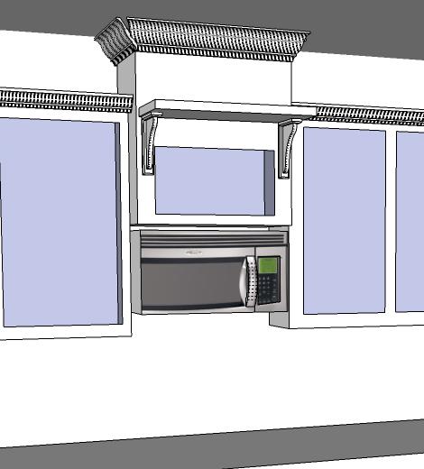 Update Refinishing Kitchen Cabinets Day 18