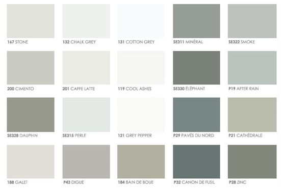 Guest Color Palette Jenny From Evolution Of Style: Restoration Hardware Paint Colors