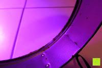 Kuchenreste an Form: Andrew James 3-er Set Springform mit Anti-Haft-Beschichtung